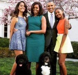 Barack Obama, Une Famille en Or