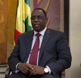 Macky Sall, Chef de l'État Sénégalais