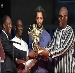 ALAIN Gomis Fespaco 2017: son flm «Félicité» remporte l'Etalon d'or 2017