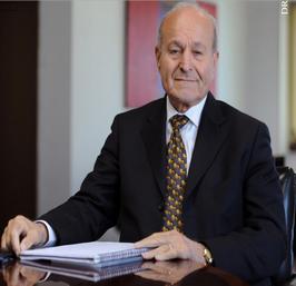 Issad Rebrab Patron du Groupe Cevital, 2è Milliardaire Magrhébin, 8è en Afrique et 549è Fortune mondiale.