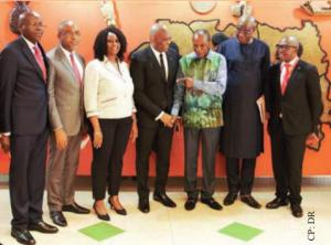 TONY ELUMELU au cœur du développement agricole : Treize bénéficiaires guinéens du programme d'entrepreneuriat de la Fondation Tony Elumelu