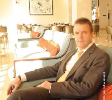 GENERAL MANAGER HÔTEL HILTON N'DJAMENA-TCHAD:  Monsieur VINCENT BERGMANN