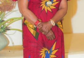 CONSTANCIA MANGUE DE OBIANG, Lauréate Prix du Mérite Panafricain des Premières Dames 2017