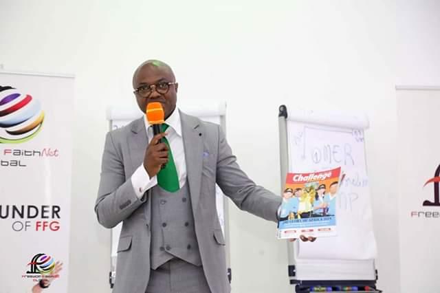 Challenge international au coeur du Marketing de réseau FFG. GRÂCE ET GRATITUDE.Sois BÉNI mon Frère et Ami Dr Raoul Ruben NJIONOU,pionnier en Afrique.