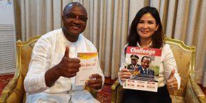 "Challenge international au coeur ""GLORY OF AFRICA"