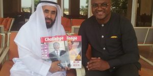 Challenge international en plein B2G avec le Fonds Saoudien