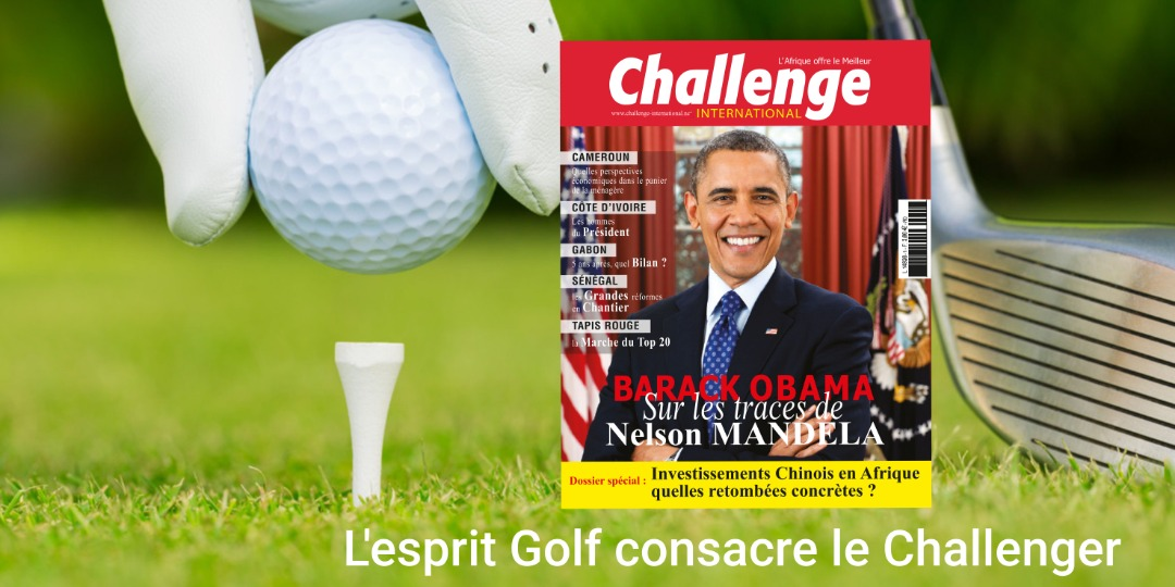 Challenge International a l'Open Golf de Canal 2 International