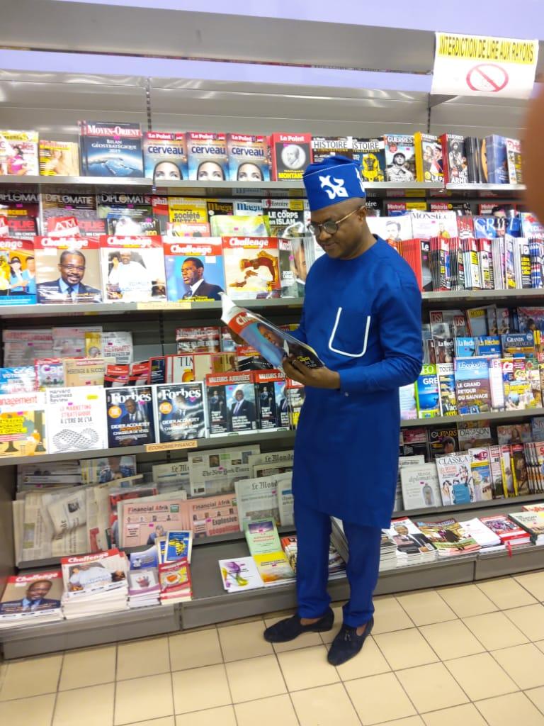 Inspection des kiosques et positionnement du produit