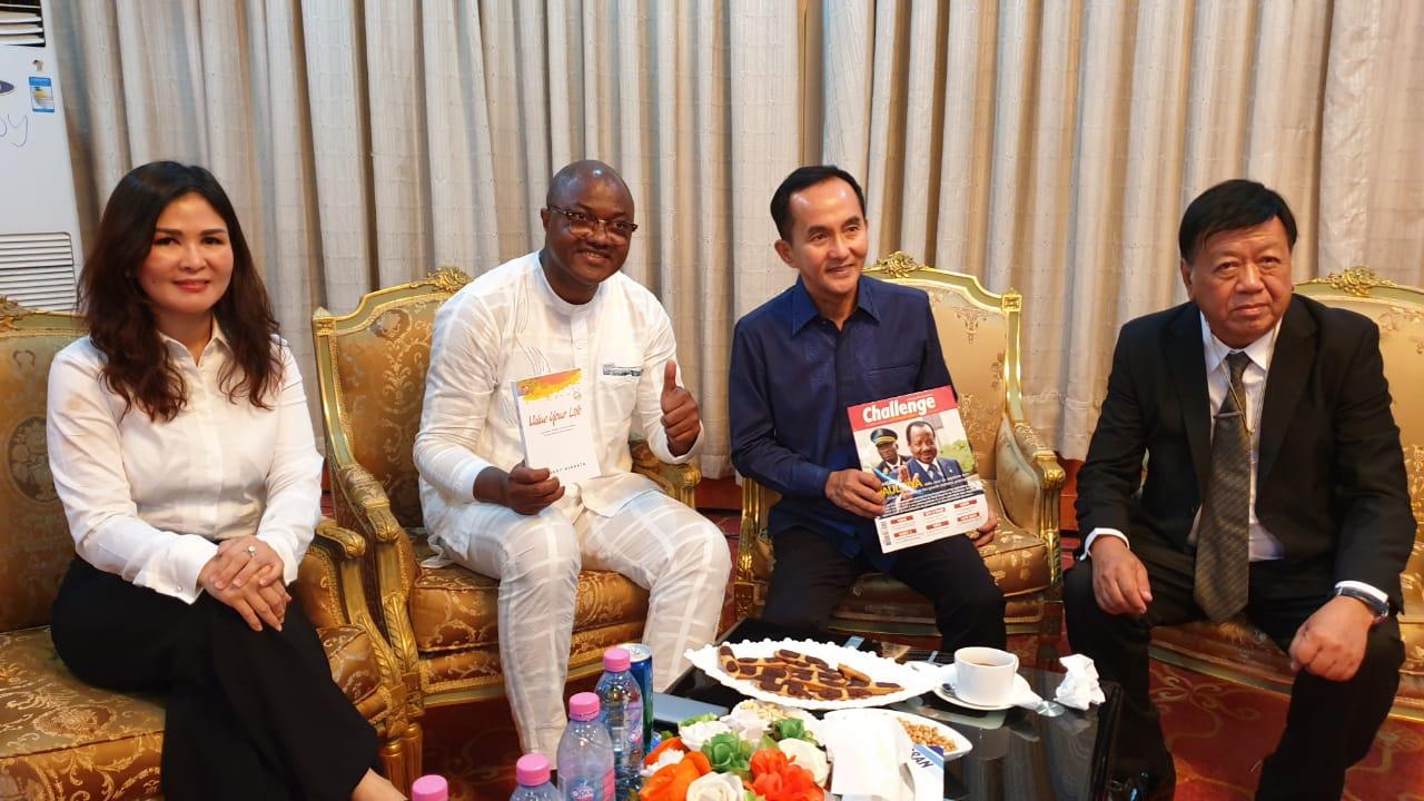 """Challenge international au coeur """"GLORY OF AFRICA 2019 """" 10 000 personnes au PALAIS DE SPORT DE WARDA YAOUNDÉ"""