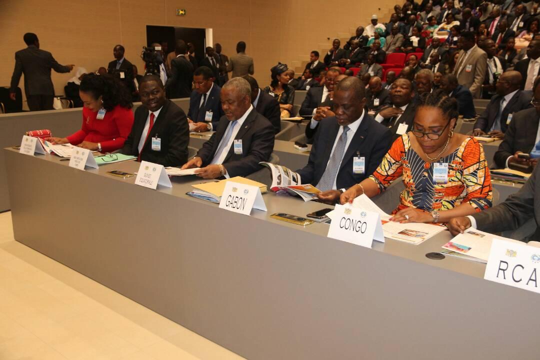 Challenge international au coeur du sommet extraordinaire des Chefs d'Etat de la zone CEMAC le 31 Octobre 2017 à N'Djamena au TCHAD