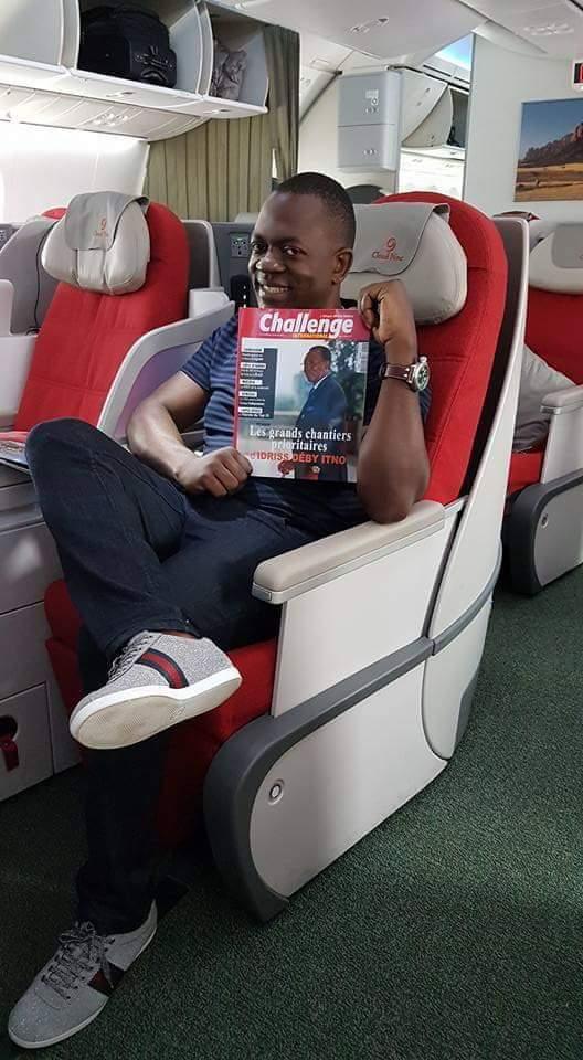 Dr Raoul Ruben Njionou, Pionnier du Marketing de réseau en Afrique...Merci mon impulseur... tu es un reférent de la bravitude  pour la jeunesse continentale.